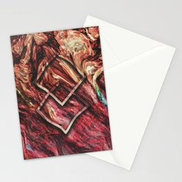 DESCENT INTO MADNESS Stationery Cards