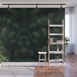 Pine Tree Wall Mural