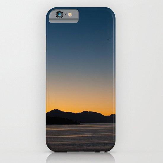 Patagonia Sunset iPhone & iPod Case