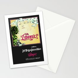 Lebowskitown Stationery Cards