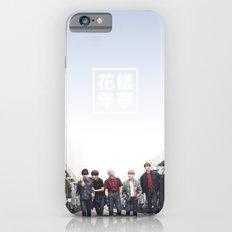 BTS + I need u iPhone 6 Slim Case