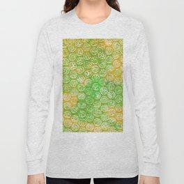 Abstract No. 237 Long Sleeve T-shirt