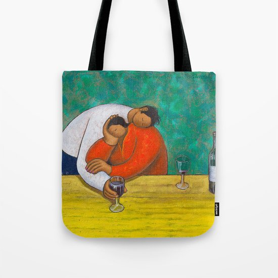 Sweet Merlot Tote Bag