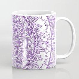 Feathers and Crystals Seen Coffee Mug