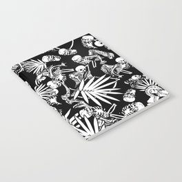 Tropical Skull Valley Notebook