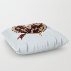 Pizza Love Floor Pillow