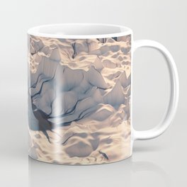 Marsh Mountains Landscape Coffee Mug