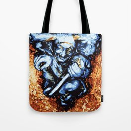 Court Jester in Colour Tote Bag