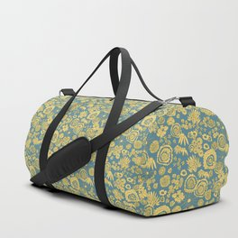 Scribble Ditsy Floral Duffle Bag