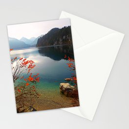 Alpsee Stationery Cards
