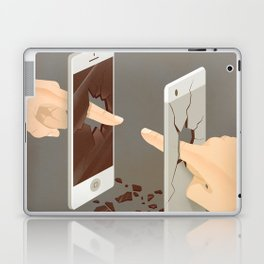 The Real Touch Laptop & iPad Skin