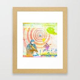 Salvation  Framed Art Print
