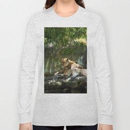 Portland Lioness Long Sleeve T-shirt