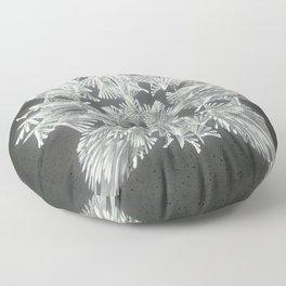 A Winged Debacle Floor Pillow