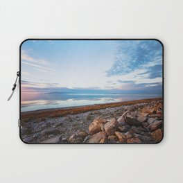 Great Salt Lake Reflections Laptop Sleeve