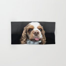 Fiona - the wonder dog Hand & Bath Towel