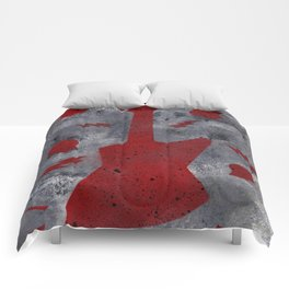 The Red Guitar Comforters