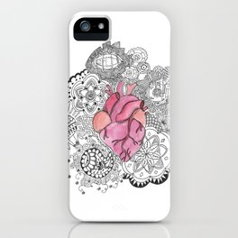 Heartbeat iPhone Case