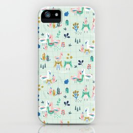 We Are Family! iPhone Case