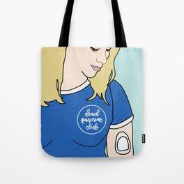 Katabetic - Blonde Tote Bag