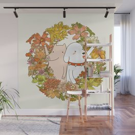 Beauty & Life Wall Mural