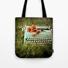 Loveletters Tote Bag
