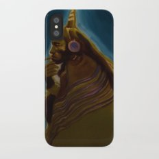 The Peacemaker iPhone X Slim Case