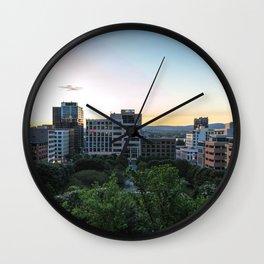 central park :P Wall Clock