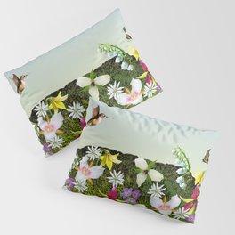 Wildflower Garden Pillow Sham