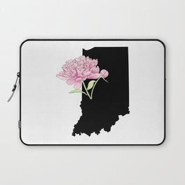 Indiana Silhouette Laptop Sleeve