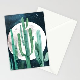 Desert Nights 2 Stationery Cards