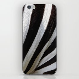Zebra Skin iPhone Skin