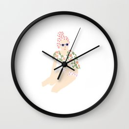 How to stay fashionable during summer Wall Clock