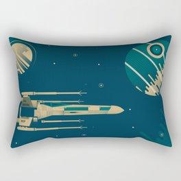 Star Wars Throwback Rectangular Pillow