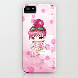 Chibi Morphine iPhone Case