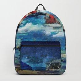 Road trip dream Backpack
