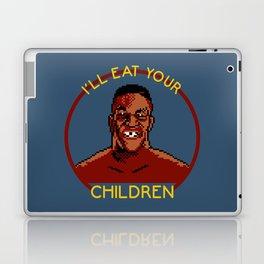 I'll Eat Your Children Laptop & iPad Skin
