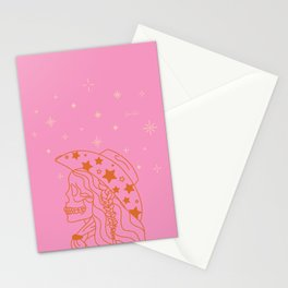 Love or Die Tryin' - Rhinestone Cowgirl Stationery Cards