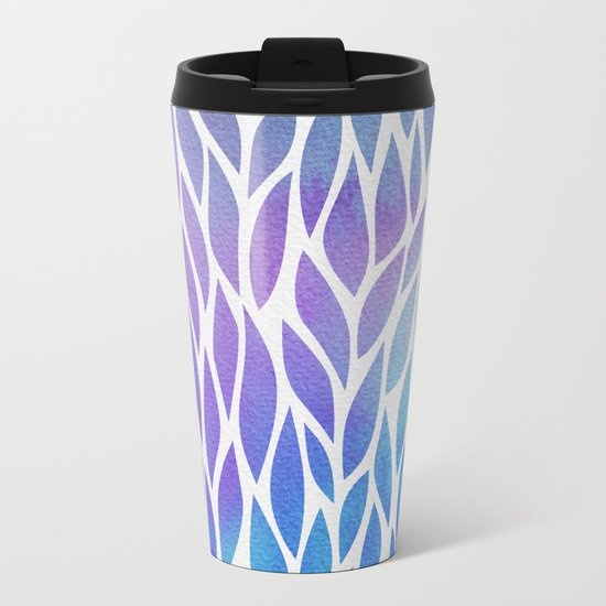Petals Pattern #1 Travel Mug