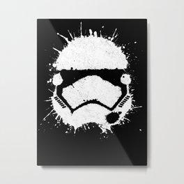 Splashtrooper Metal Print