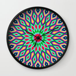 Loca Toka Wall Clock