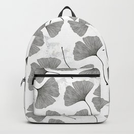 ginkgo biloba pattern Backpack
