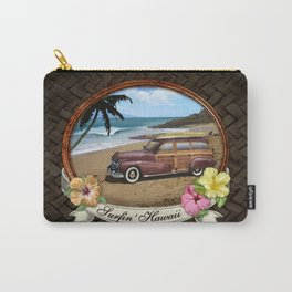 Surfin' Hawaii  Carry-All Pouch