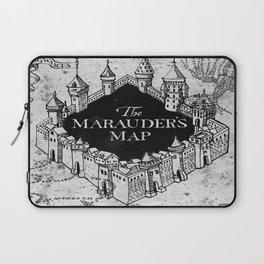 Marauders Map Laptop Sleeve