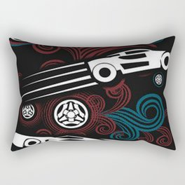 Rocket League Video Game The Chase Funny Rectangular Pillow