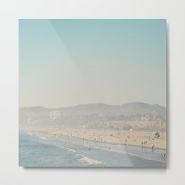 Santa Monica, California  Metal Print