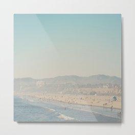 Santa Monica, California  Metal Print