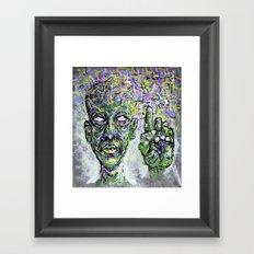 Grisch Framed Art Print