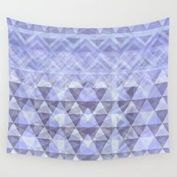 nordic Wall Tapestries featuring Nordic Winter by gretzky