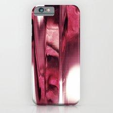 blurred blood portrait Slim Case iPhone 6s